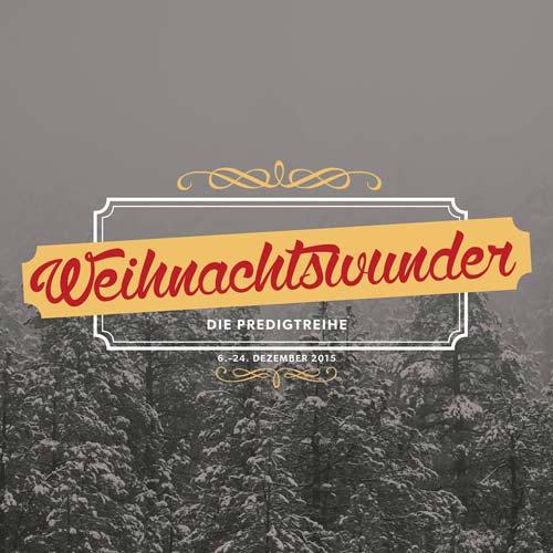 Weihnachtswunder Teil 2: Josef